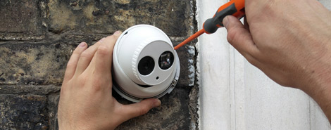 maintanance CCTV & Security systems