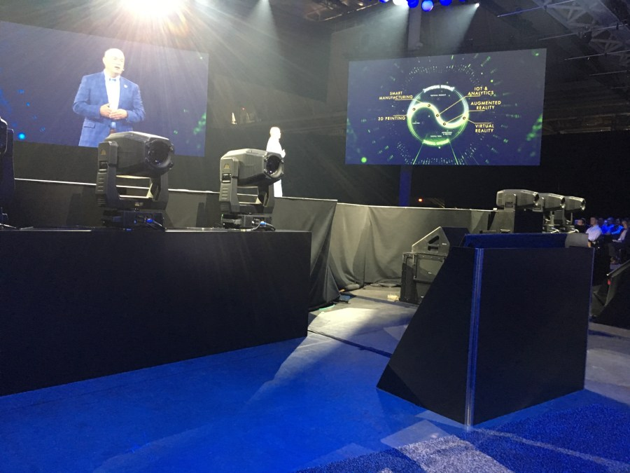 Jim Heppelmann, CEO, explains the PTC vision at LiveWorx 2018