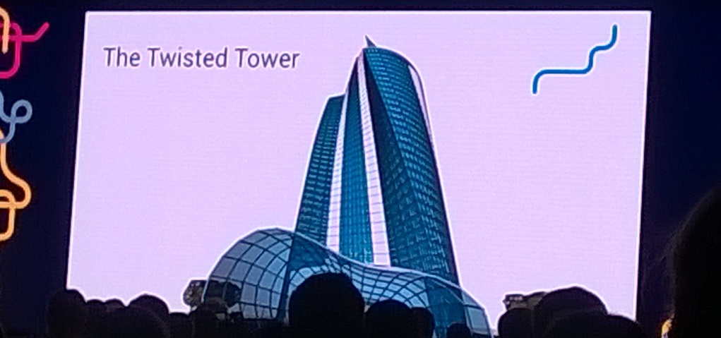 Bricsys-twisted-tower