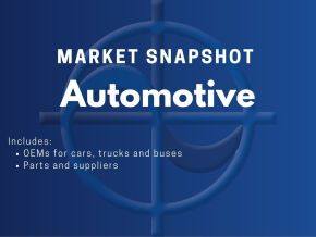 CAE Market Snapshot - Automotive
