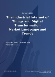 The Industrial Internet of Things and digital Transformation Market Landscape and Trends