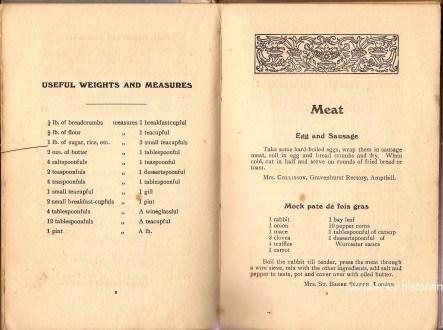 Mrs Bassett cook book recipes 4