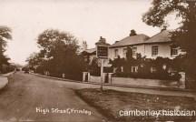 Frimley postcards