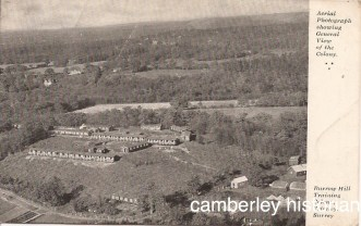 Camberley postcard March 2015
