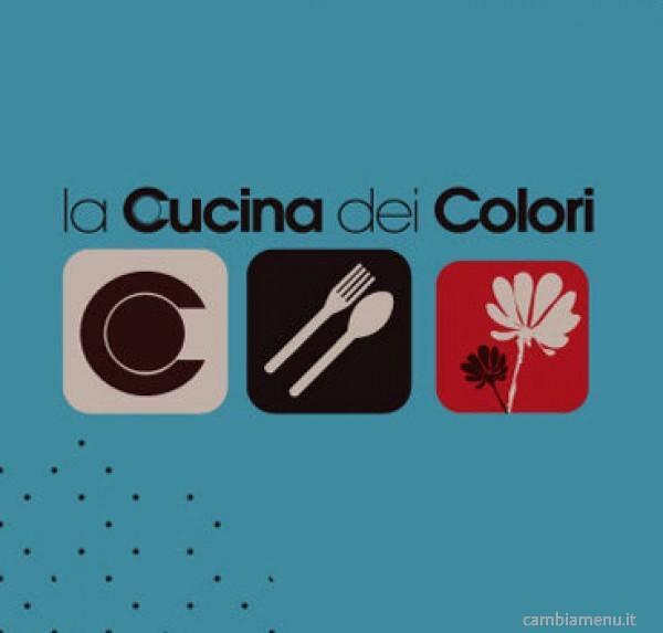 Cambia Menu  La cucina dei colori  Ristoranti