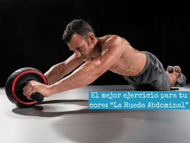 El mejor ejercicio para tu core_ La Rueda Abdominal