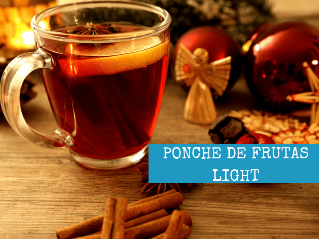 PONCHE DE FRUTAS LIGHT
