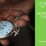 ¿ Cuánto vale tu tiempo? No malvendas tus horas, no seas el peor comercial del mundo