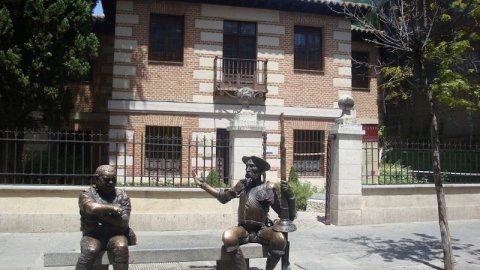 La Patrulla Internacional de Bares: Patrullando Alcalá de Henares
