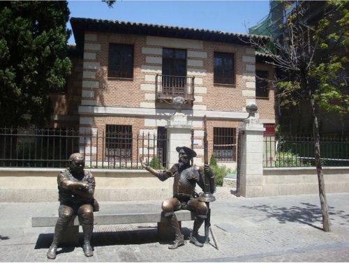 Patrullando Alcalá de Henares