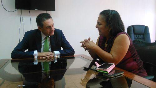 """Entrevista Antonio Álvarez Desanti: """"Tenemos que ordenar el sector público"""""""