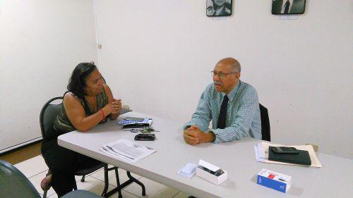 """Sigifredo Aiza: """"Quiero un gobierno solidario"""""""