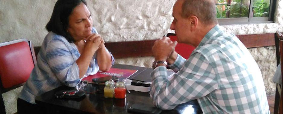 "Entrevista José María Figueres: ""Gobernaré con un gabinete totalmente liberacionista"""