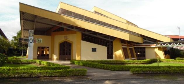 El templo que vuela