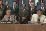 En los 40 años de la firma de los Tratados Torrijos – Carter