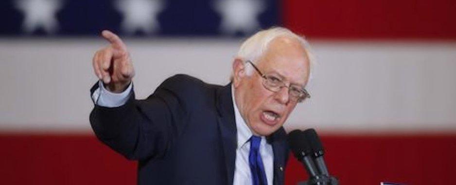 Sanders lanza la Internacional Progresista