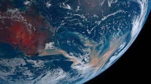 ¿Qué pasaría si Australia fuera un planeta?