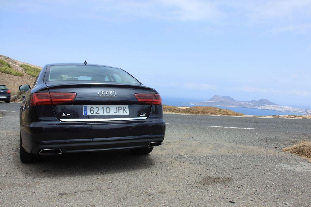 Audi A6 TDI Ultra 190 CV