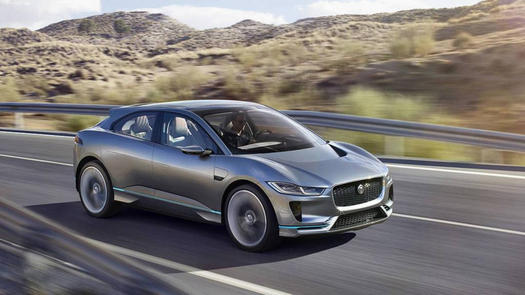 jaguar i-pace vs tesla