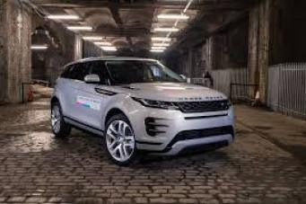 Coches: RR Evoque