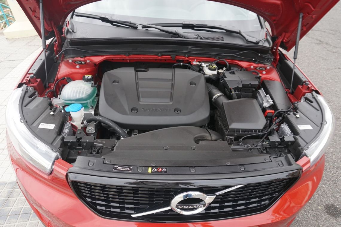 VOLVO XC40 T3 MECÁNICA