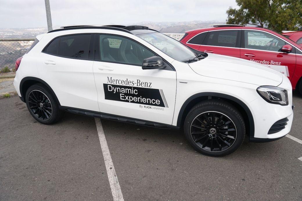 Mercedes Dynamic Experience Clase GLA