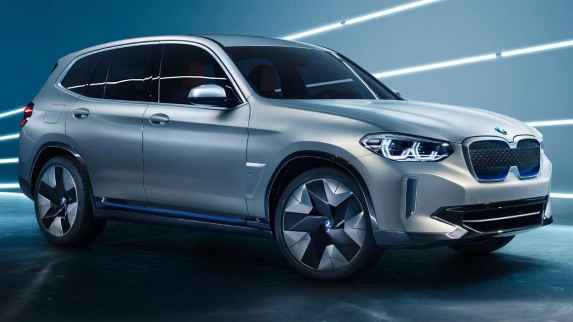 BMW iX3 ELÉCTRICO