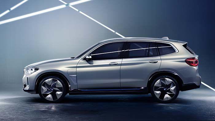 BMW iX3. COCHES ELÉCTRICOS
