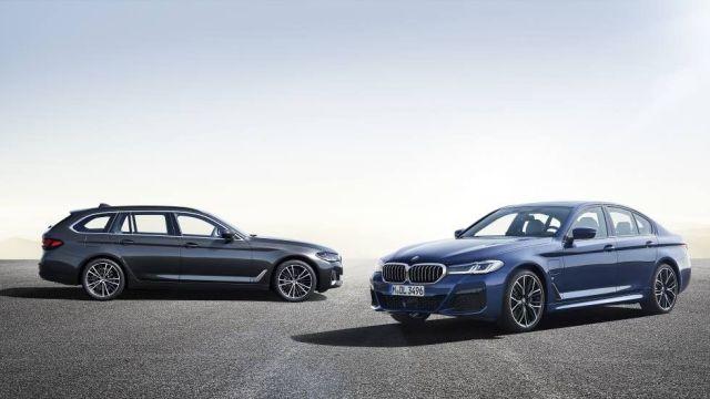 BMW SERIE 5 2020 VERSIONES