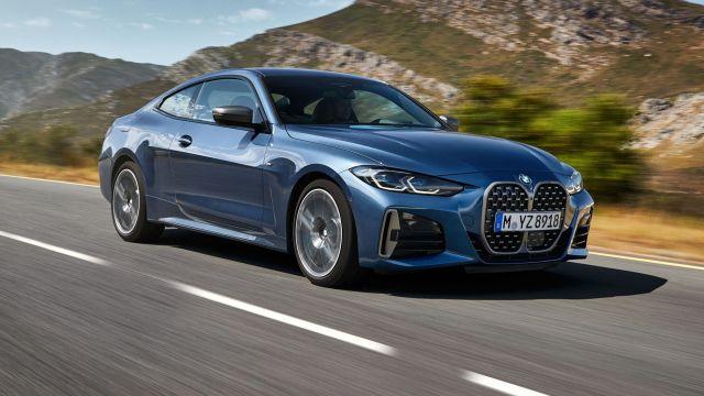 BMW SERIE 4 2020 DELANTERA LATERAL