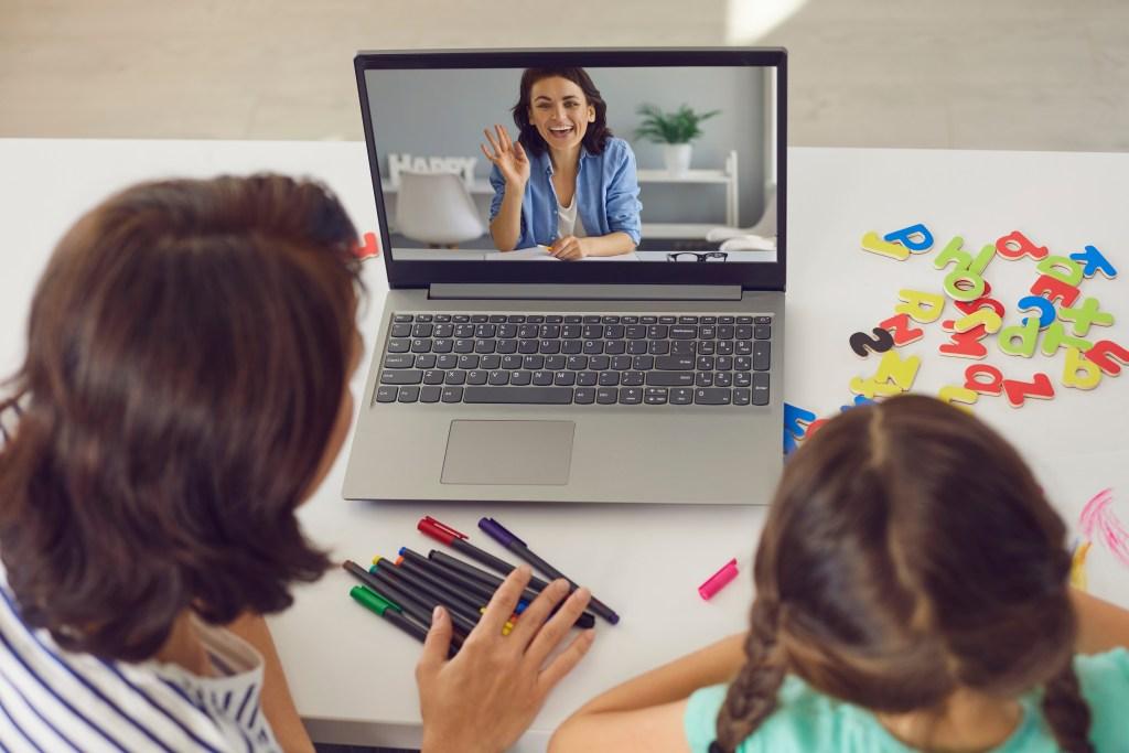 Conversación en inglés para niños tutoria cambly