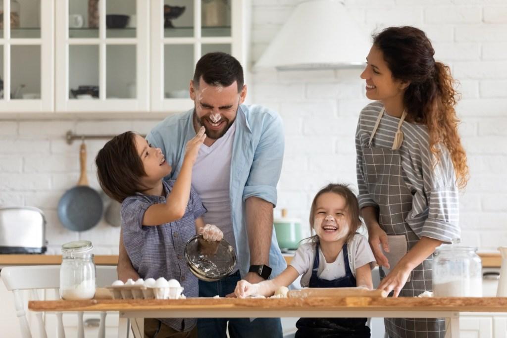 recetas en inglés-aprenda con cambly-family time