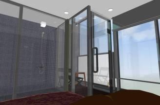 RESIDENCE L シャワールーム