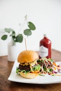 Vibe Cafe Burger