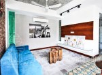 Boung Keng kong1-Studio-room-Apartment-for-rent-in-BKK1-livingroom-3-IPcambodia