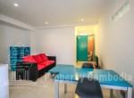 Riverside-1-Bedroom-Townhouse-For-Rent-In-Riverside-Living-room-4-KH5100-ELEVATED-PHNOM-PENH