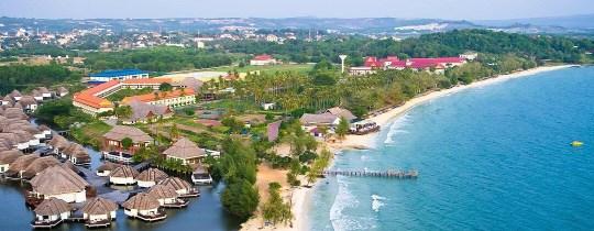 Sokha Beach - Sihanoukville, Cambodja