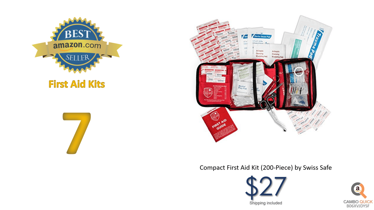 Compact First Aid Kit (200-Piece)  Lightweight for Camping, Outdoors, Hiking with Emergency Survival Gear.png