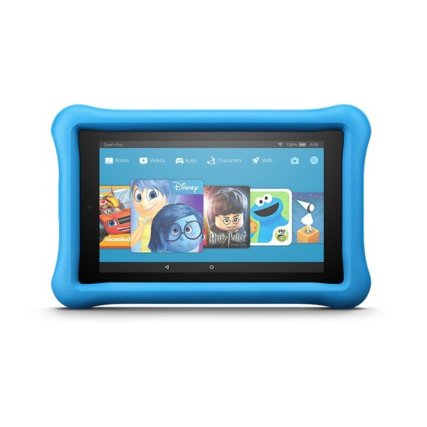 Amazon Fire 7 Kids Ships to Cambodia