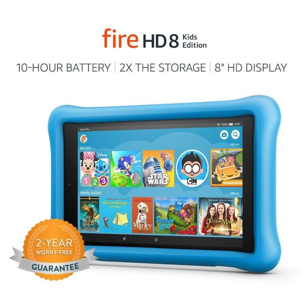 Amazon fire HD 8 Kids ships to Cambodia
