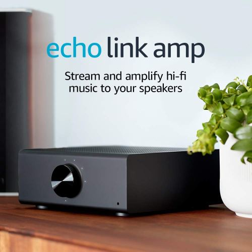 Echo Link Amp – Bought from Amazon, Shipped to Cambodia by Cambo Quick