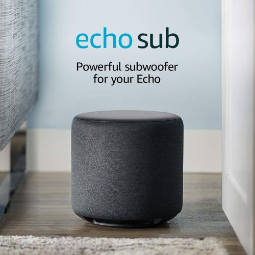 Echo Sub – Bought from Amazon, Shipped to Cambodia by Cambo Quick