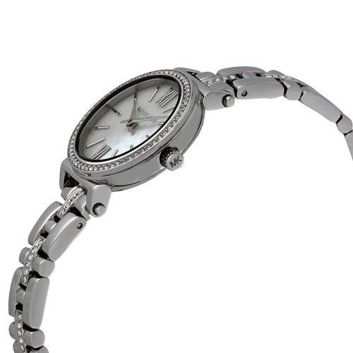 MICHAEL KORS Sofie Crystal Mother of Pearl Dial Ladies Watch MK3906