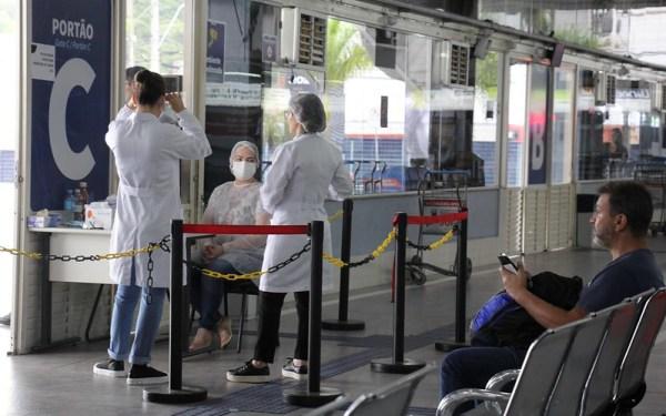 Retomada dos ônibus intermunicipais será feita nesta segunda-feira