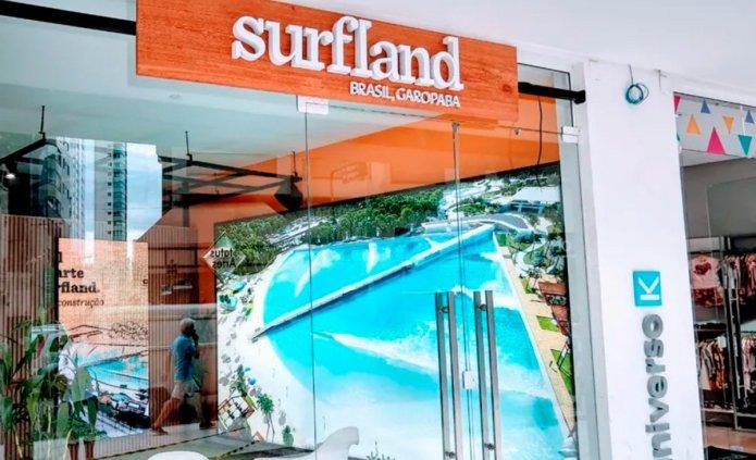 Surfland Brasil inaugura loja em Balneário Camboriú