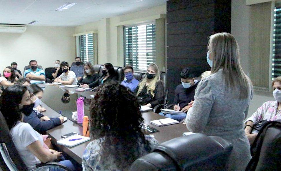Comitê Municipal que vai avaliar plano e protocolo de segurança nas escolas de Balneário está formado