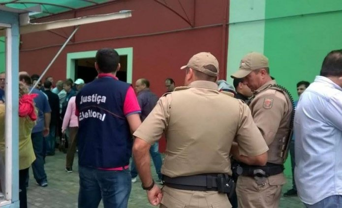 PM e Guarda Municipal preparam operação conjunta para domingo de eleições