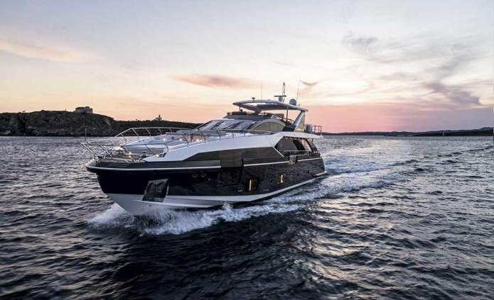 Pelo 21º ano consecutivo, Azimut/Benetti é líder mundial em construção de megaiates de luxo