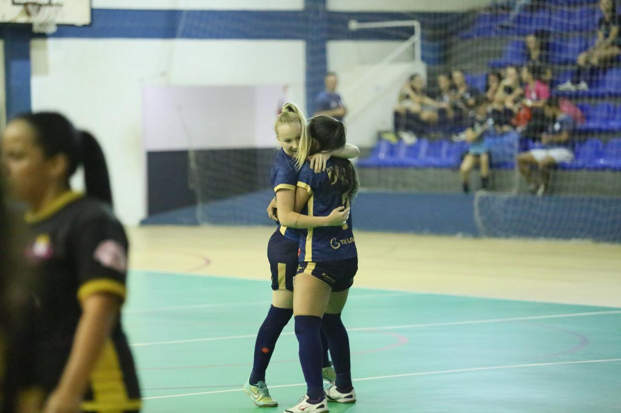 Anelise Pelada final do citadino bc de futsal feminino ocorre na quarta, 30