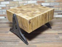 Butchers Block Coffee Table - Cambrewood